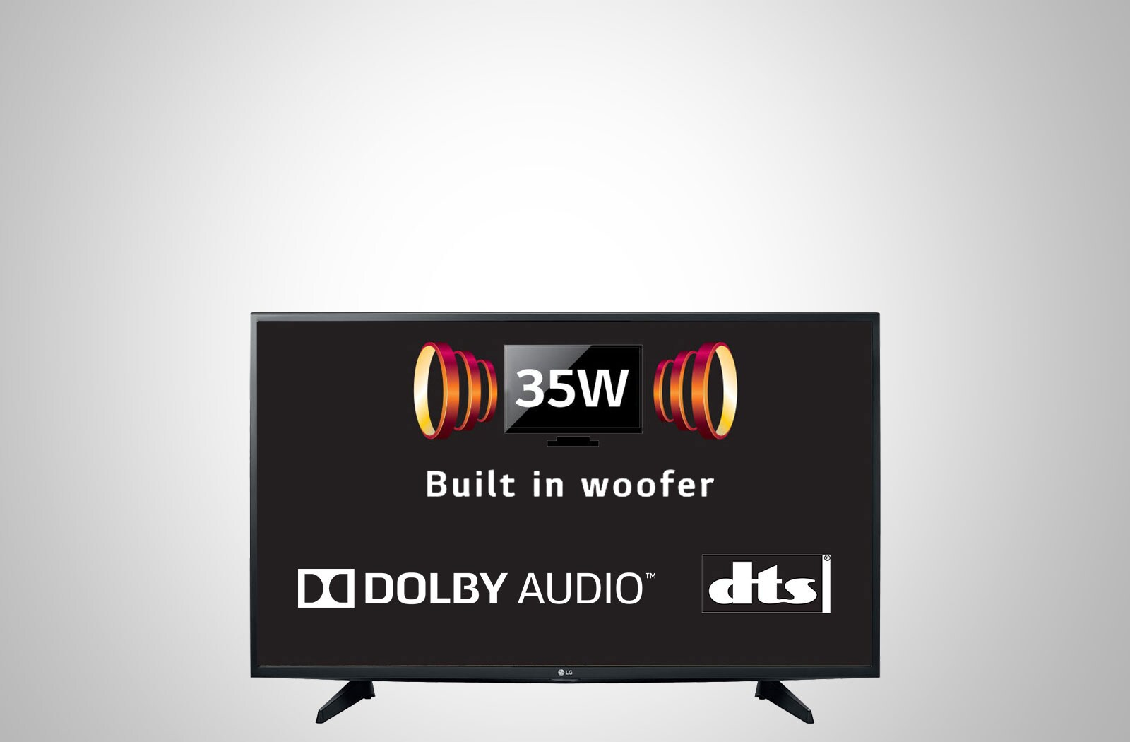 35W Powerful Sound